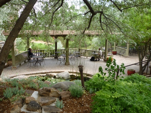 Sunrise Springs, Santa Fe, Las Golondrinas, eco-friendly resort
