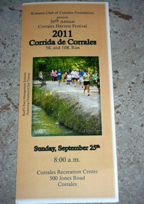 Corrida de Corrales 5k run
